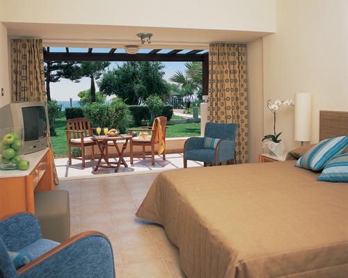 Кипр отель нисси