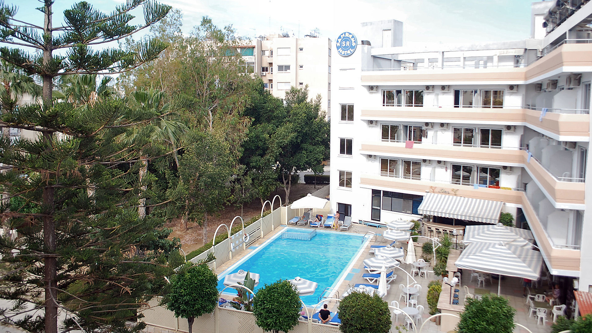 San Remo Hotel Larnaca