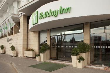 Holiday Inn Nicosia City Center Entrance