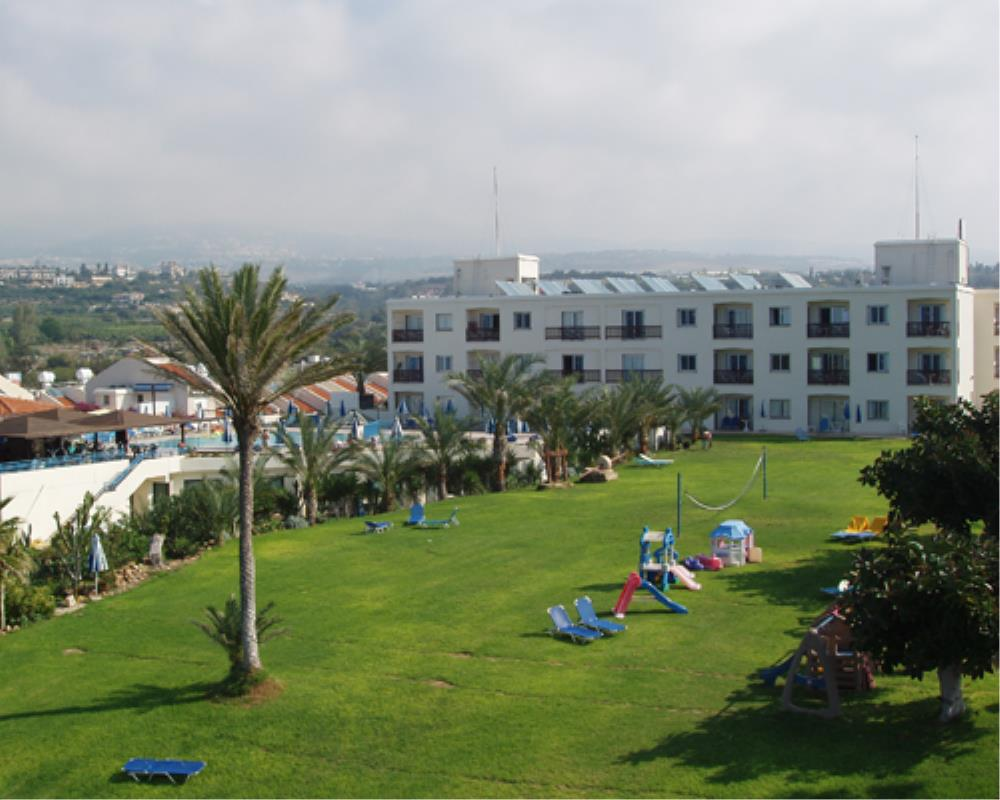 Helios Bay Hotel Apartments Gardens And Building1