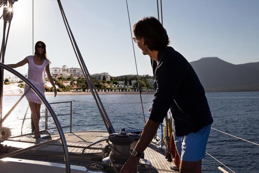 Anassa Activities - Sailing