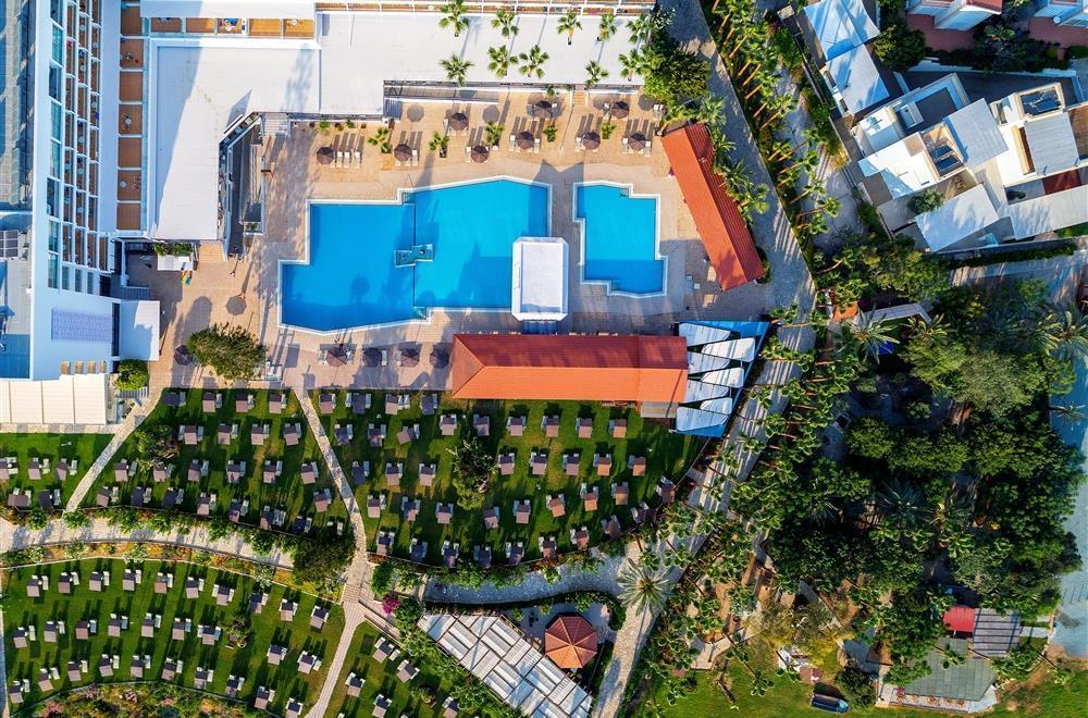 Cavo Maris Aerial View