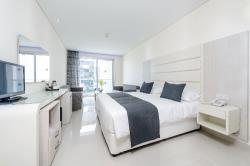 Atlantica Oasis Hotel Double Bedroom