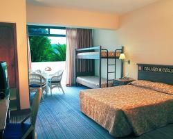 Atlantica Oasis Hotel Family Room