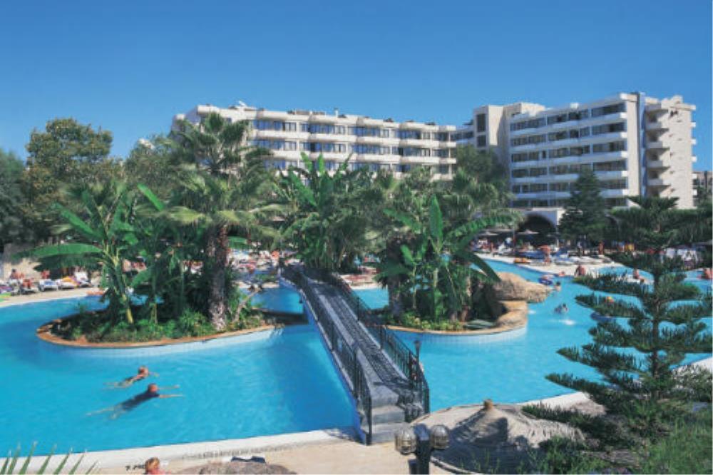 Atlantica Oasis Hotel Panoramic View