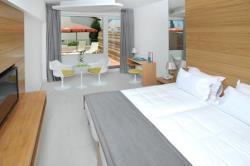 Deluxe Room inland view terrace