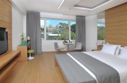 Honeymoon Suite (no balcony)