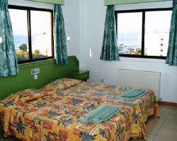 Livas Hotel Apartments Bed Room