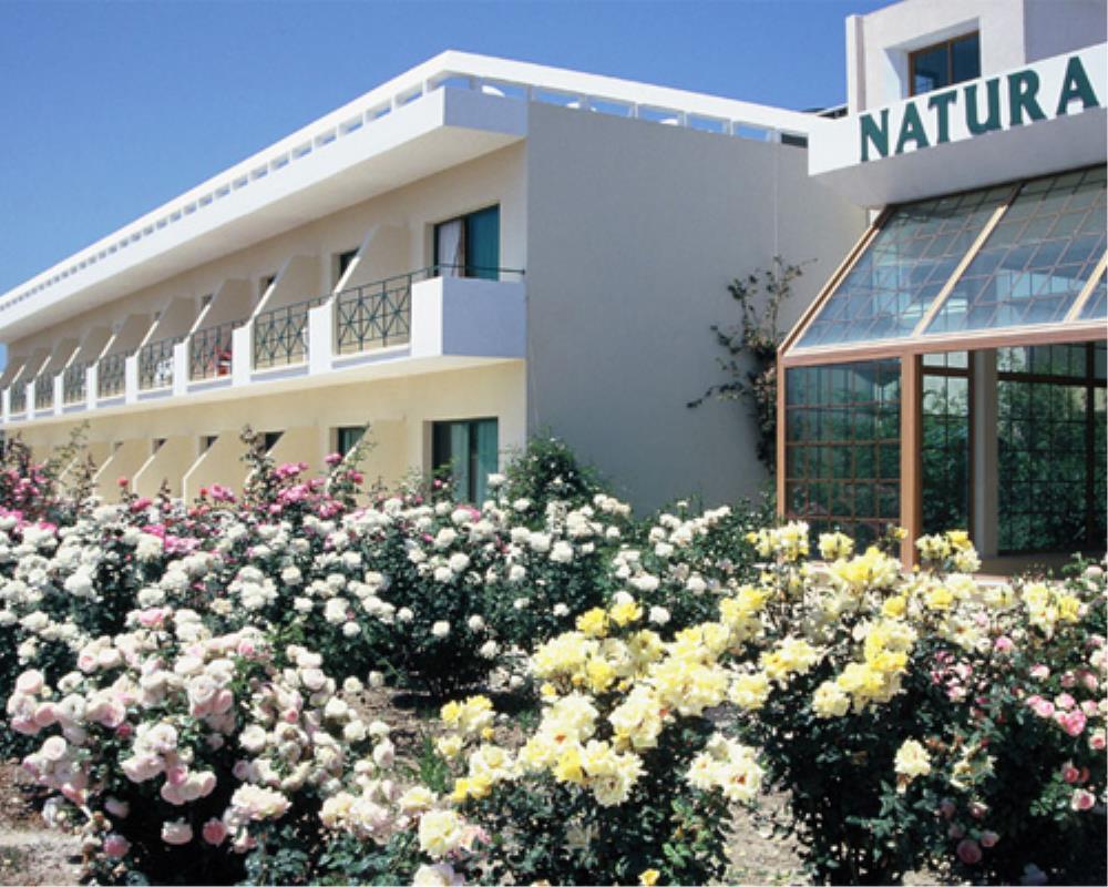 Building Natura Beach Villas