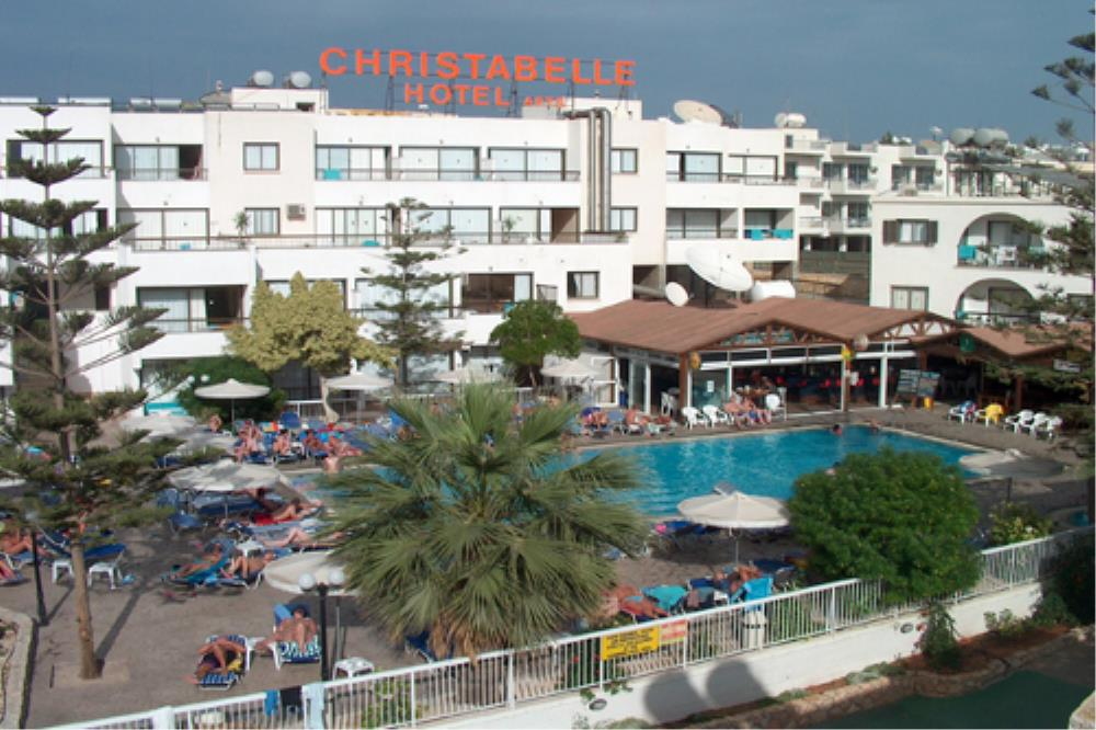 Christabelle Apartments Hotel View