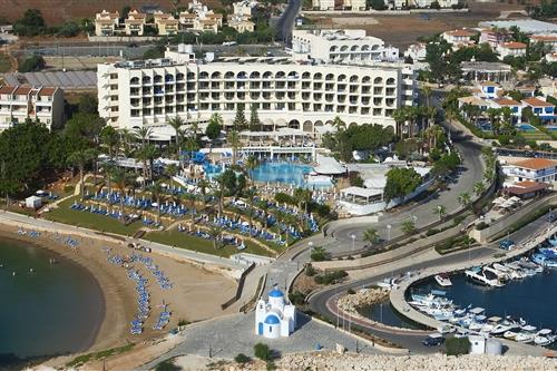 Golden Coast Hotel Aerial View