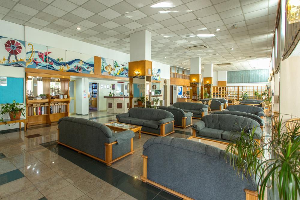 14.Reception Area