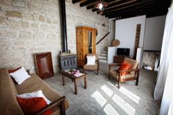 Leonidas Village Houses Living Room