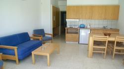 Sitting & Kitchen Area