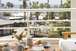 Sea View Room Balcony