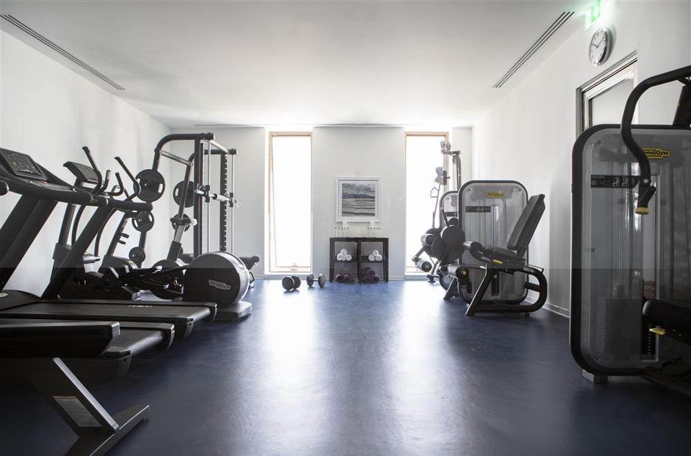 Annabelle-gym