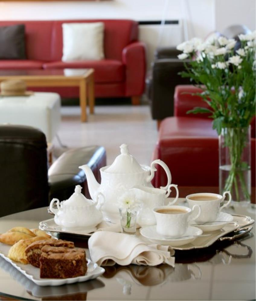 Breakfast at Stefanos Hotel Apartments