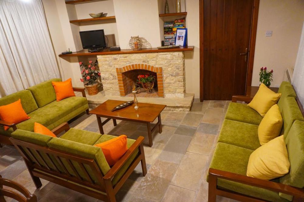 Living Room - Pantelis House