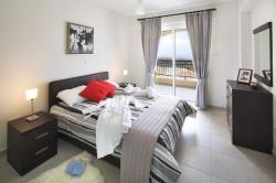 Example Bedroom with Balcony