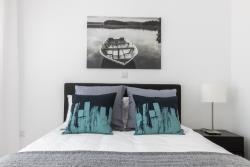 Deluxe Penthouse Double Bedroom