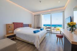 Double or Twin Room with Sea View (Adults Only)