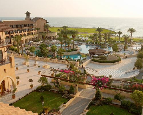 Elysium Hotel View