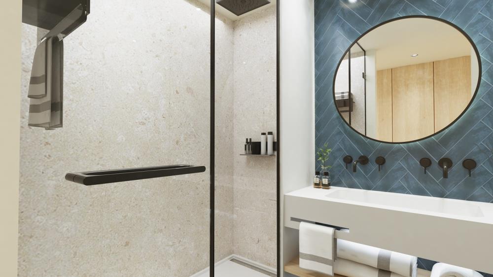 Superior Room (Bathroom) 1