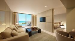 Prestige Swimup Suite Sea View