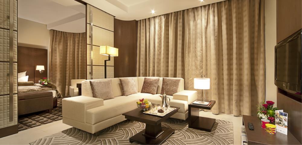 Oaks Liwa Executive Suites Deluxe Superior Suite L