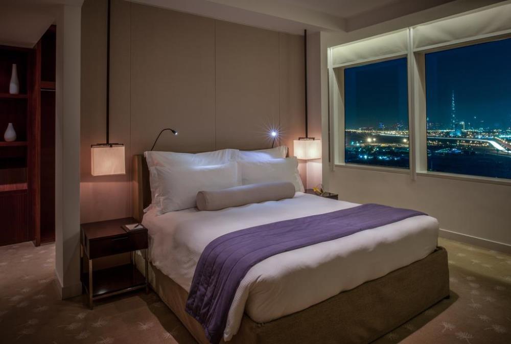 Deluxe One-Bedroom Suite2
