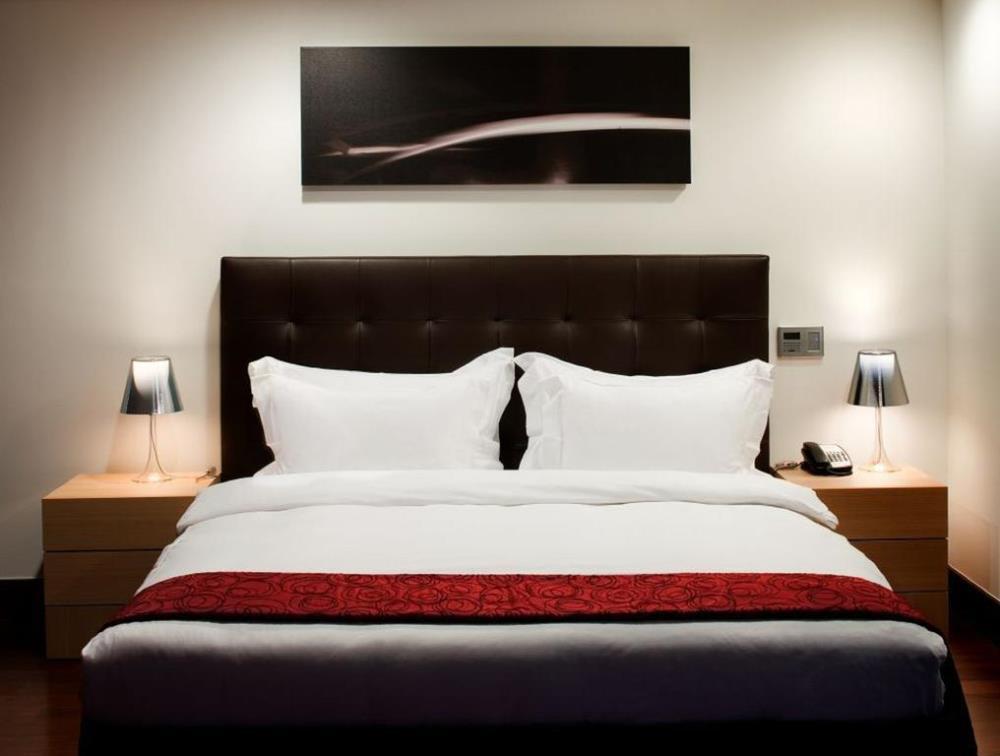 Club Four-Bedroom Apartment