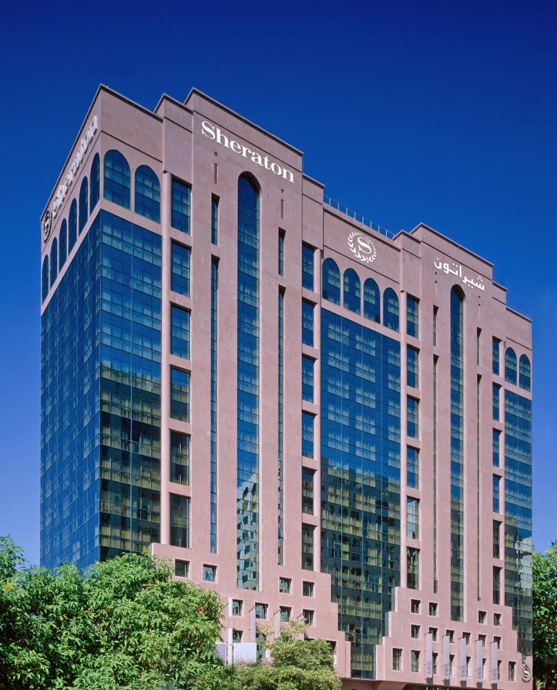 4 - Hotel Exterior