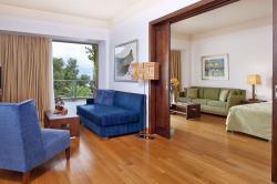 executive suite 2 bedroom and Deluxe suite 1 bedro