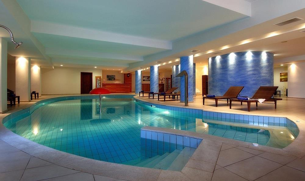 wellness center - pool