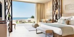 deluxe junior suite private garden beach front