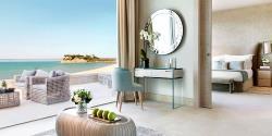deluxe one bedroom suite grand cony beach front