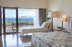 Upper Deck Ocean View Room