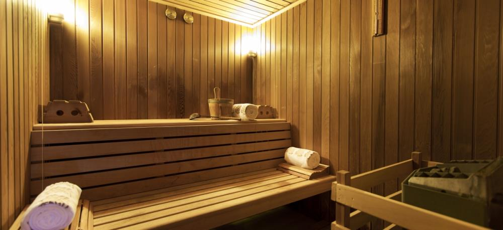 GRAND ROYAL SUITE-SAUNA