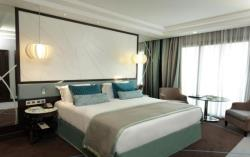 LUXURY ROOM, Balcony, 1 King Size Bed