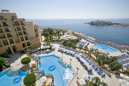 Corinthia Hotel St. George's Bay Pool and Lido's