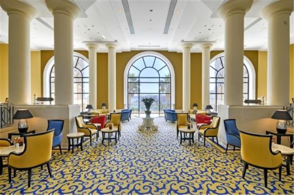 Corinthia Hotel St. George's Bay Lobby