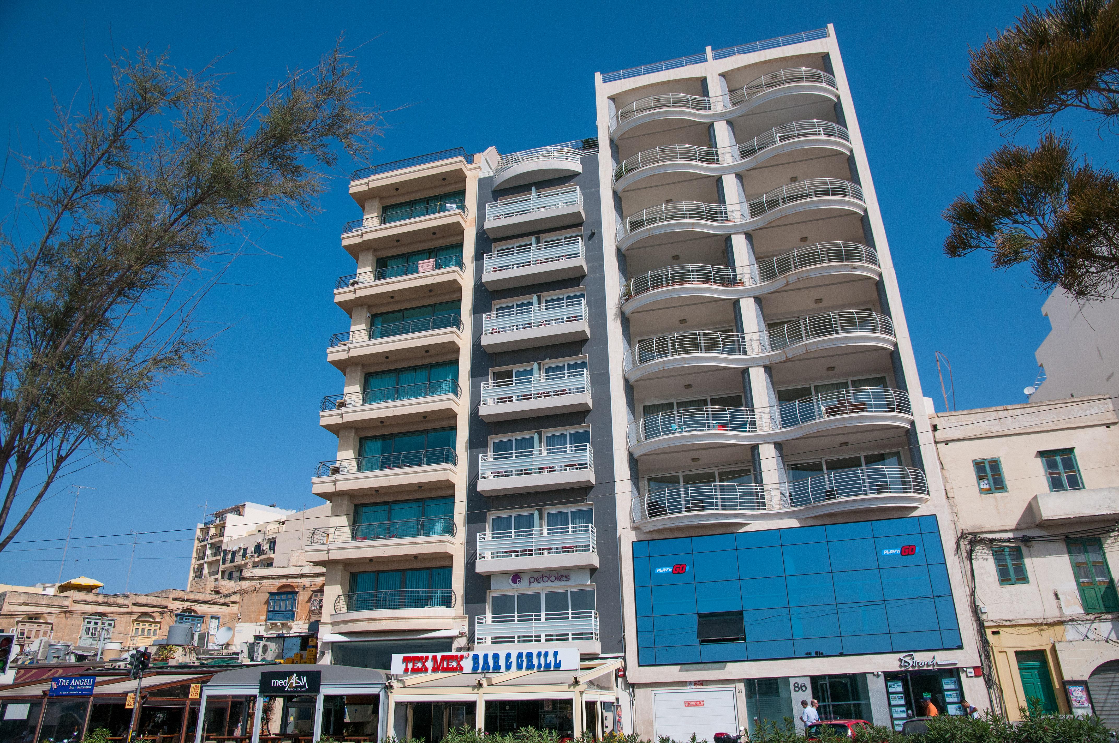 Hotels in Sliema
